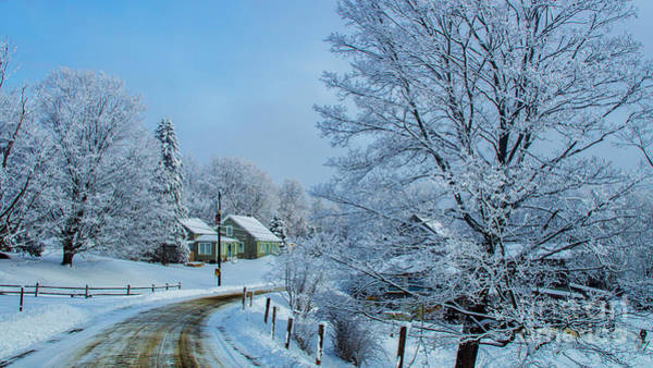 Photograph - Winter Wonderland by Scenic Vermont Photography