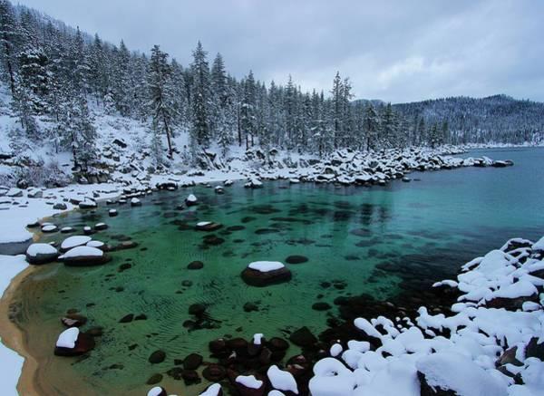 Photograph - Winter Wonderland by Sean Sarsfield