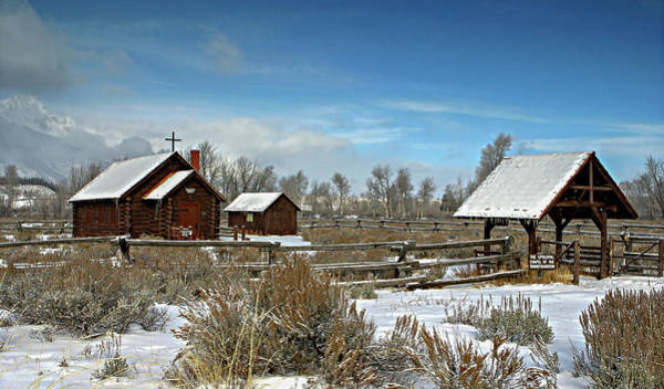 Photograph - Winter Worship by Ronnie and Frances Howard