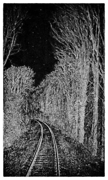 Winterreise Art Print
