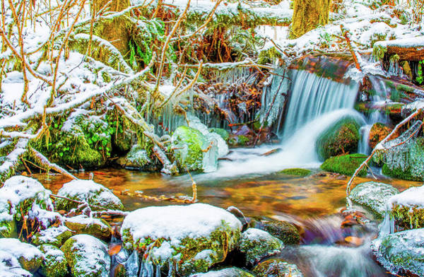 Photograph - Winters Creek by Jason Brooks