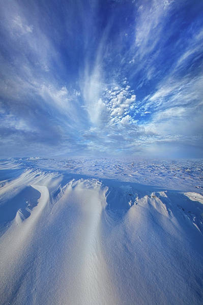 Photograph - Winter's Hue by Phil Koch