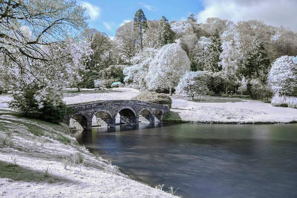Jane Austen Wall Art - Photograph - Wintery Garden by Joana Kruse