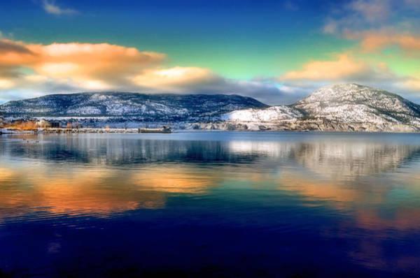 Photograph - Wintery Reflections by Tara Turner
