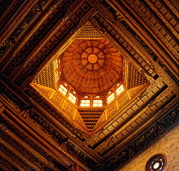 Photograph - Al Ghuri Dome by Nigel Fletcher-Jones