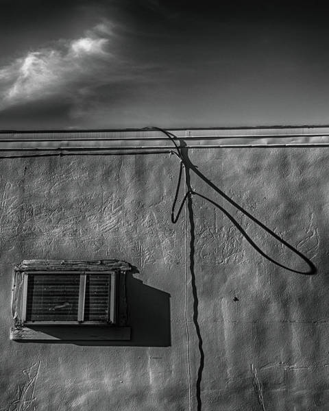Wall Art - Photograph - Wired by Richard Rizzo