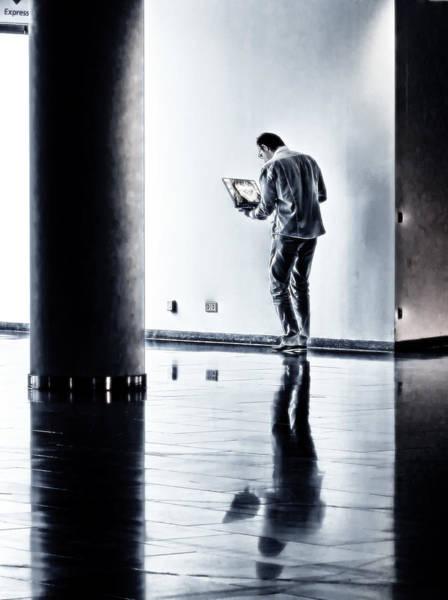 Wall Art - Photograph - Wireless Connection by Joachim G Pinkawa