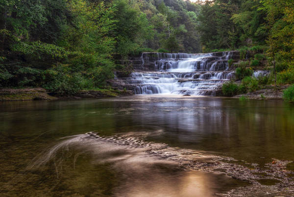 Wall Art - Photograph - Wiscoy Falls by Mark Papke