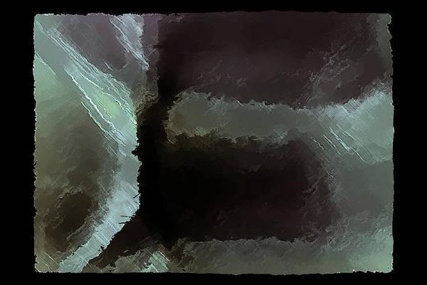 Painting - Wisdom E by John Emmett