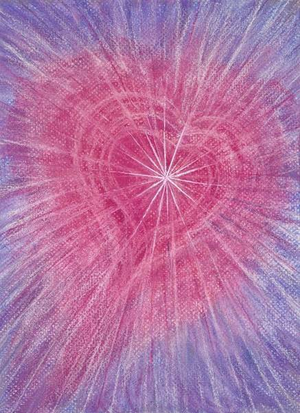 Painting - Wisdom Of The Heart by Tara Moorman