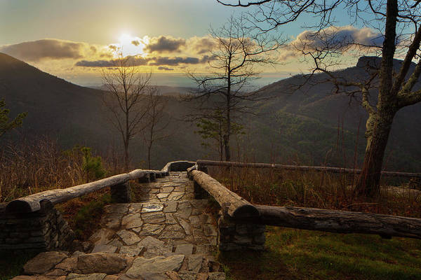 Photograph - Wisemans View by Dennis Sprinkle