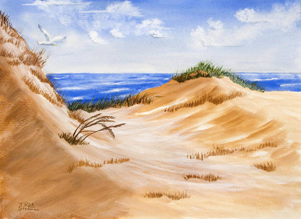 Painting - Wish I Was There by Rich Stedman