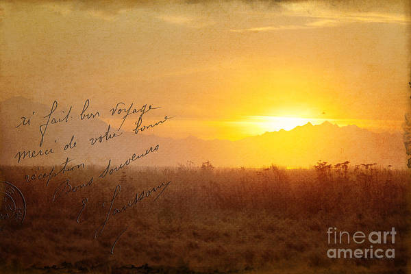 Photograph - Wish You Were Here by Beve Brown-Clark Photography
