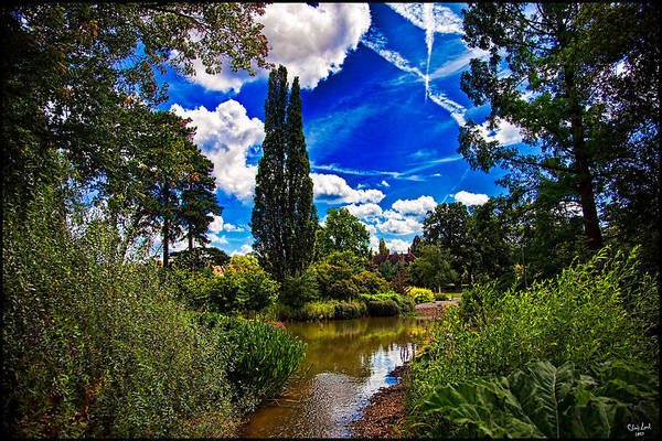 Photograph - Wisley Gardens by Chris Lord