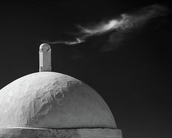 Minarets Photograph - Wisp by Dave Bowman