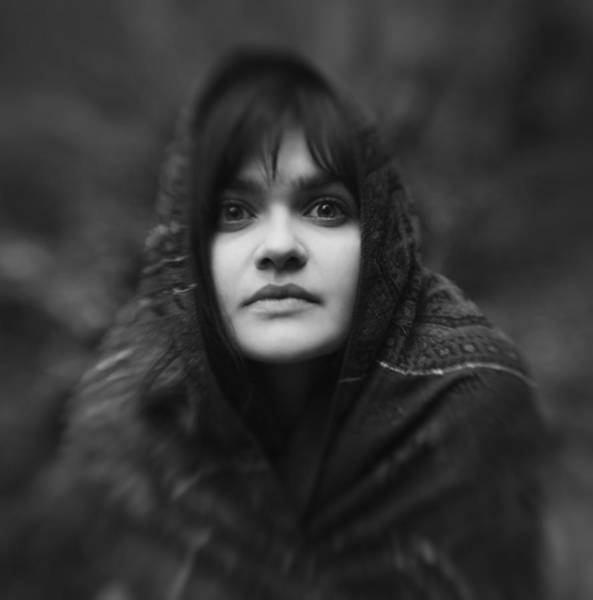 Wicca Photograph - Witch by Art of Invi