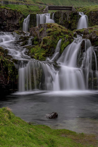 Photograph - Witches Hat Falls by Tom Singleton