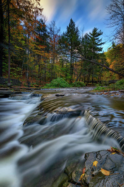 Wall Art - Photograph - Wolf Creek Autumn by Rick Berk