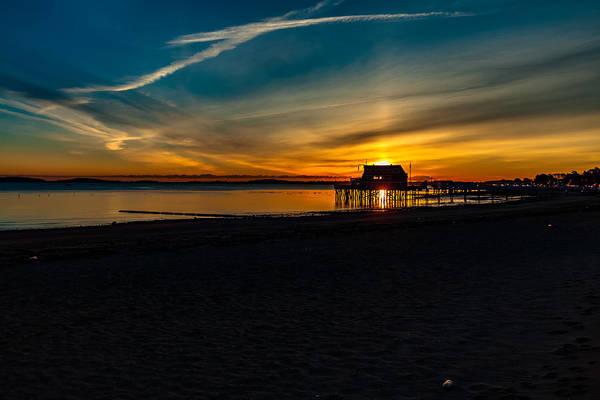 Photograph - Wollaston Beach Sunrise 3 by Brian MacLean