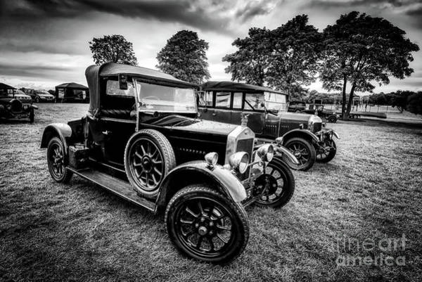 Wall Art - Photograph - Wolseley Classic by Adrian Evans