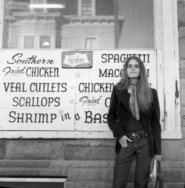 Photograph - Woman Contemplates Scallops, 1972 by Jeremy Butler