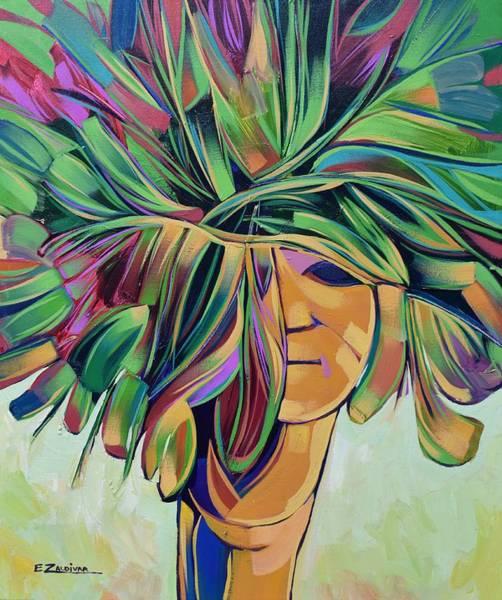 Woman Series Art Print