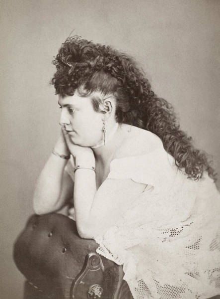 Photograph - Womens Hairstyle by Granger