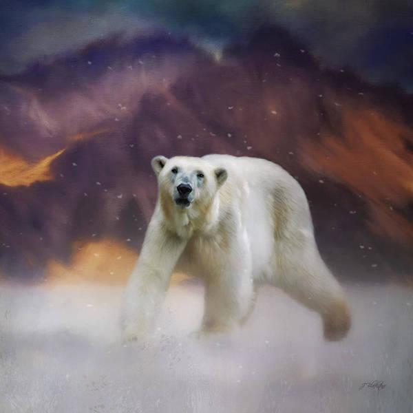 Painting - Wonder - Nature Series by Jordan Blackstone