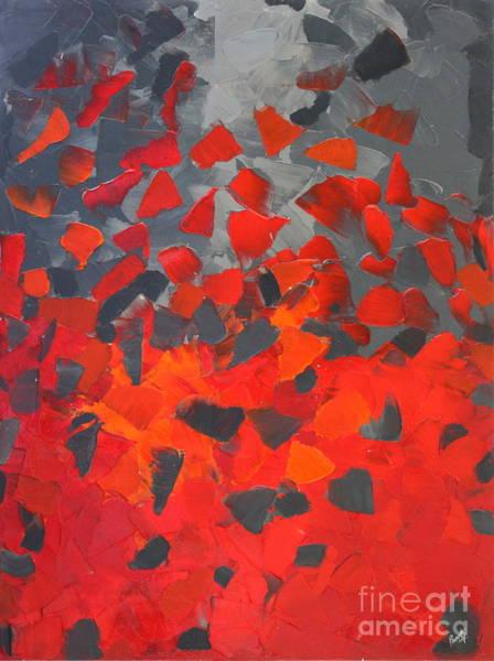 Painting - Wonder by Preethi Mathialagan