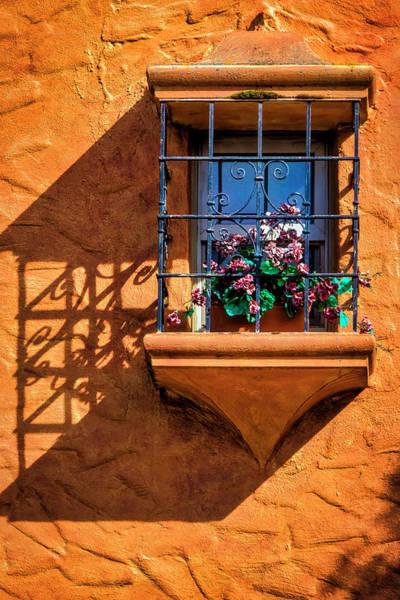 Photograph - Wonderful Window Shadow by Garry Gay