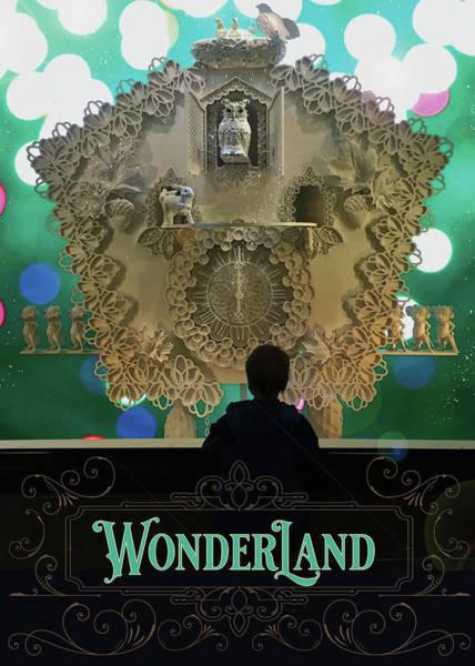 Digital Art - Wonderland by Gina Harrison
