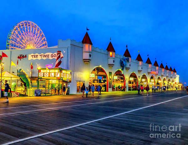 Photograph - Wonderland In Ocean City by Nick Zelinsky