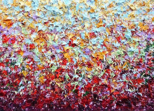 Wall Art - Painting - Wonders To Sing by Rachel Bingaman