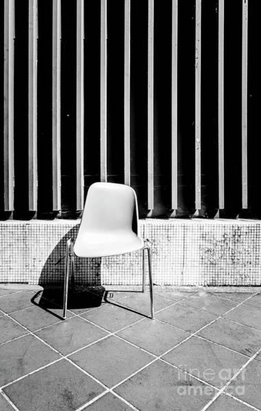 Wall Art - Photograph - Wonky Chair by Jason Knott