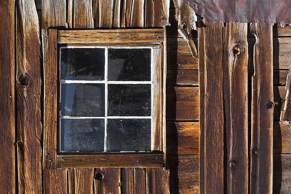Wall Art - Photograph - Wood And Window by Kelley King