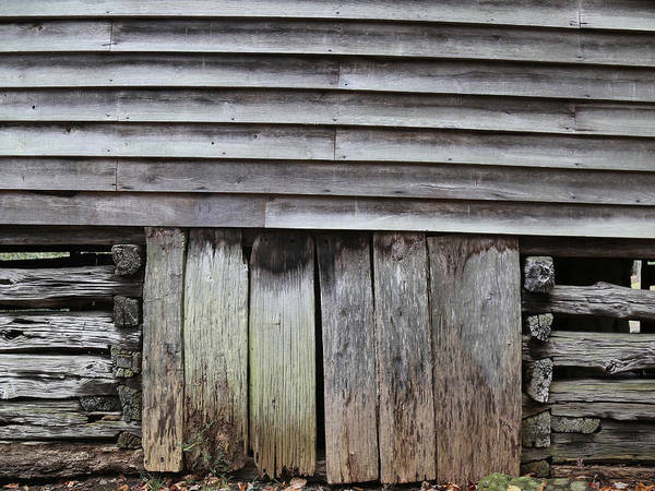 Photograph - Wood by Dart and Suze Humeston