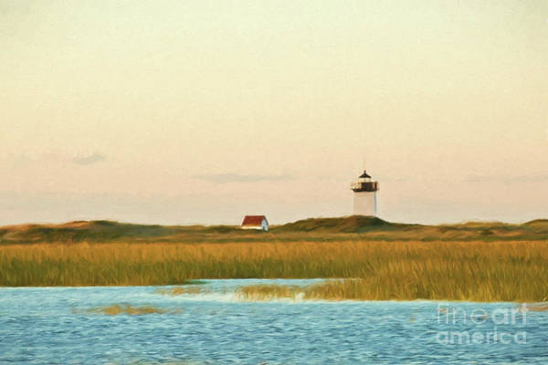 Photograph - Wood End Lighthouse by Michael James
