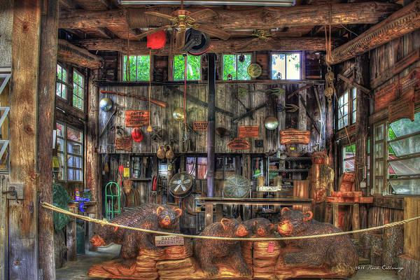 Photograph - Wood Heaven Wears Valley Tn Art by Reid Callaway