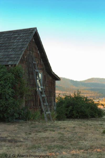 Photograph - Wood House by Jim Adams