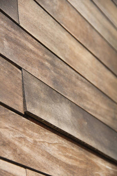 Photograph - Wood Planks by Nancy Ingersoll