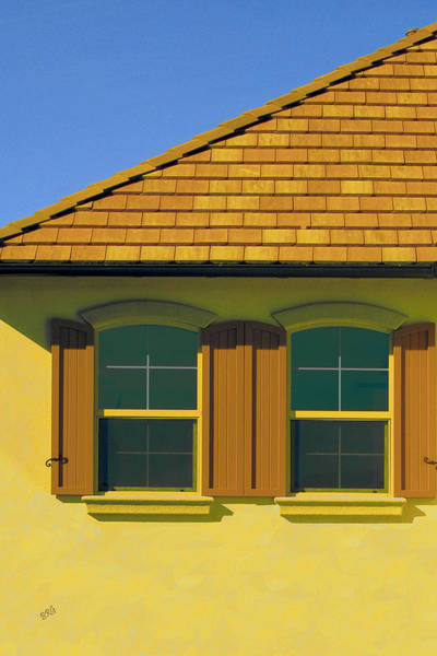 Photograph - Woodbury Windows No 2 by Ben and Raisa Gertsberg