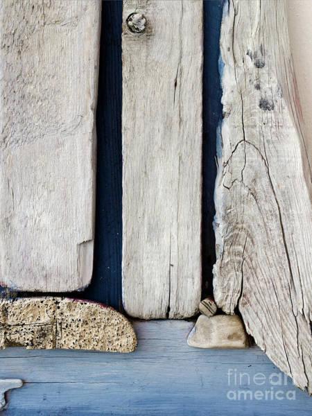 Photograph - Wooden Art by Lutz Baar