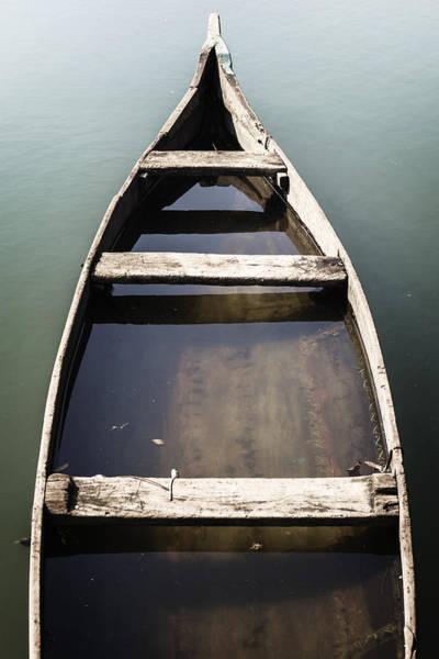 Wall Art - Photograph - Wooden Boat by Joana Kruse