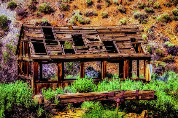 Wall Art - Photograph - Wooden Shack by Garry Gay