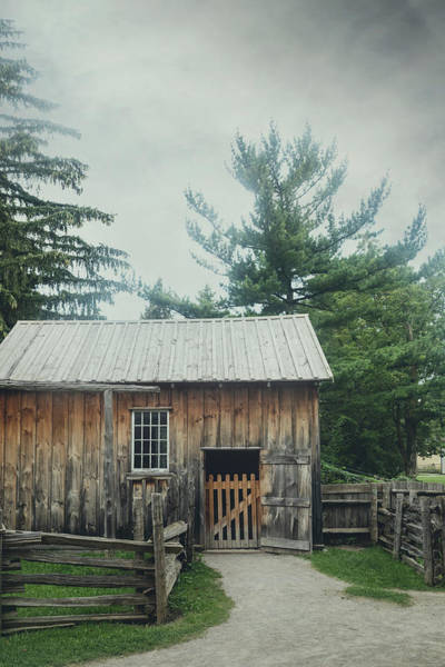 Pioneer Photograph - Wooden Shed by Joana Kruse
