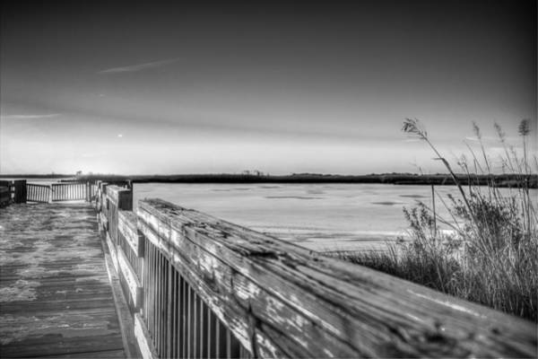 Photograph - Wooden Walk by Pete Federico