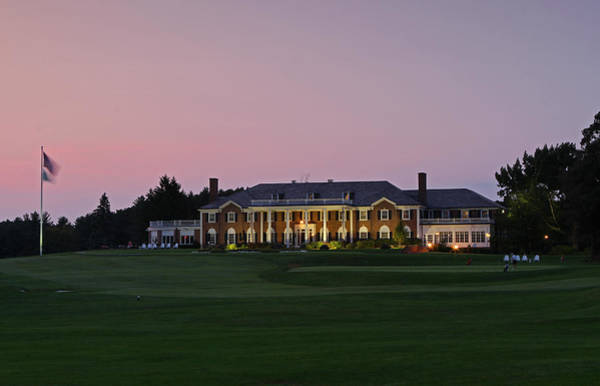 Photograph - Woodland Golf Club Of Auburndale by Juergen Roth