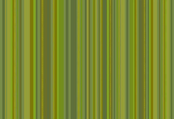 Digital Art - Woodland Moss - Stripes - Green by Val Arie
