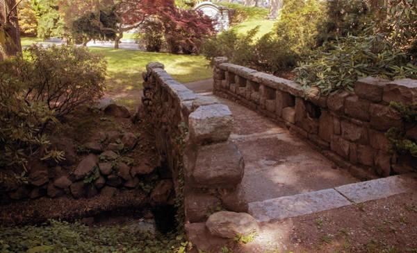 Photograph - Woodlawn Footbridge by Jessica Jenney