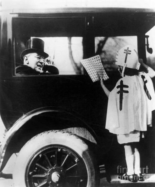 Photograph - Woodrow Wilson (1856-1924) by Granger